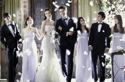 TAEHEE WEDDING PRE-WEDDING 韓國婚紗攝影 Line
