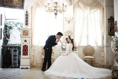 TAEHEE WEDDING KOREA PRE-WEDDING 韓國婚紗攝影
