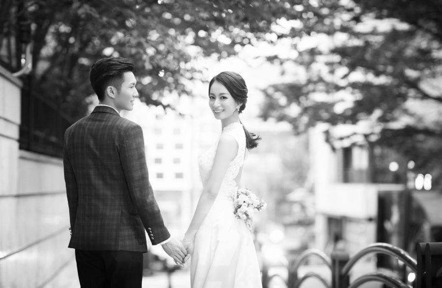 知名部落客 朱李聯姻 17 韓國婚紗