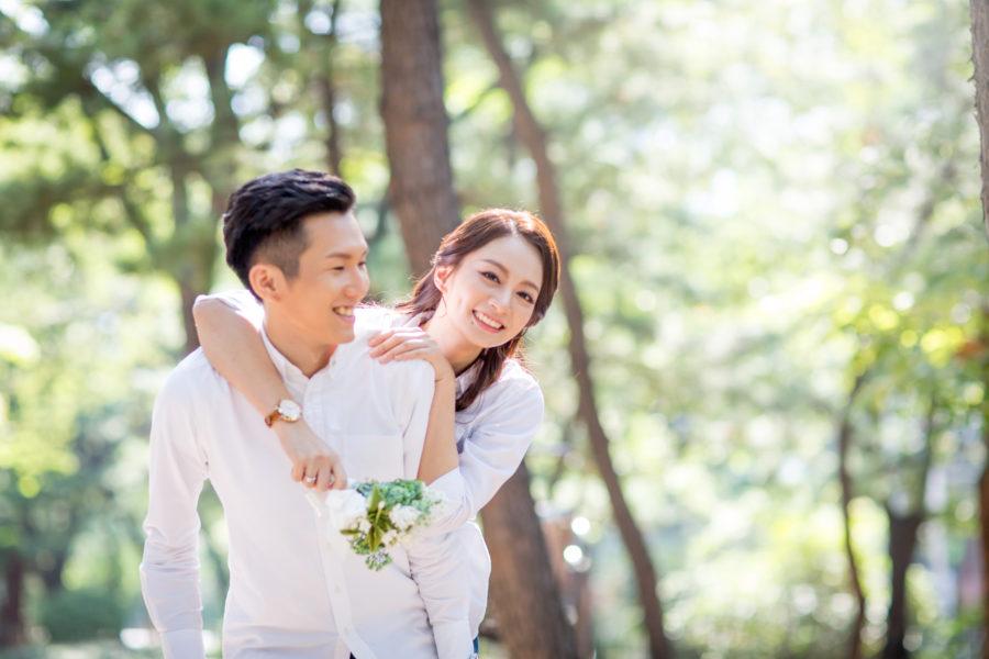 TAEHEE WEDDING韓國時尚婚紗攝影