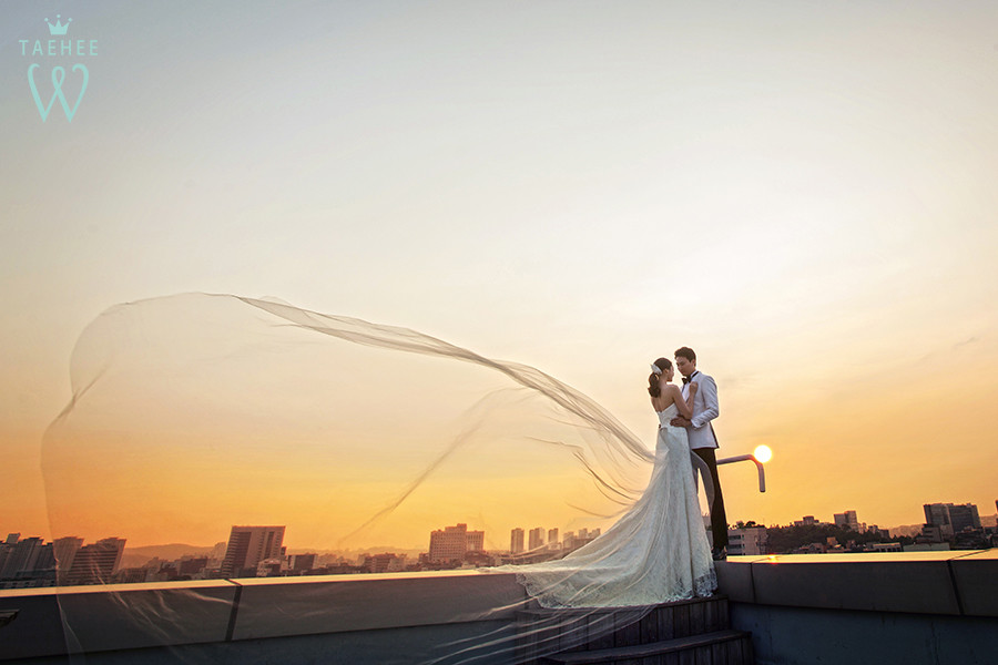 Green 韓國婚紗攝影 | 韓國婚紗 – TAEHEE WEDDING 韓國婚紗