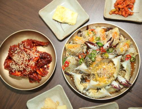 ✨享受美味醬蟹 !只要10分鐘 路程✨| TAEHEE WEDDING