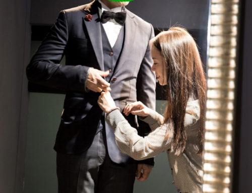 讓我變成歐巴的韓國訂製西裝