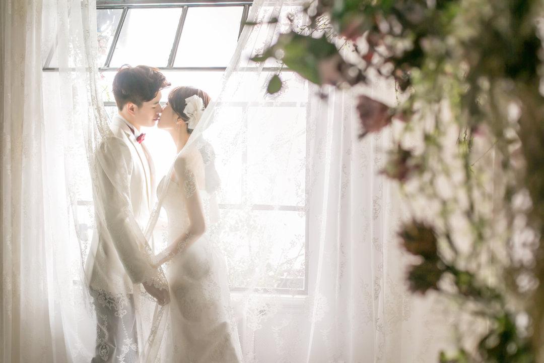 韓國婚紗顧客成品: Sandy 26